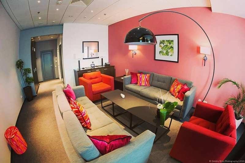 Boryspil International Airport - VIP room